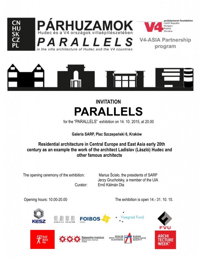 Zaproszenie Paralele_Warszawa 14.10.2015_ Invitation EN2