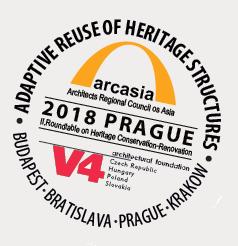 Adapttive reuse of heritage structures / Királyi paloták, várak értékmegóvása