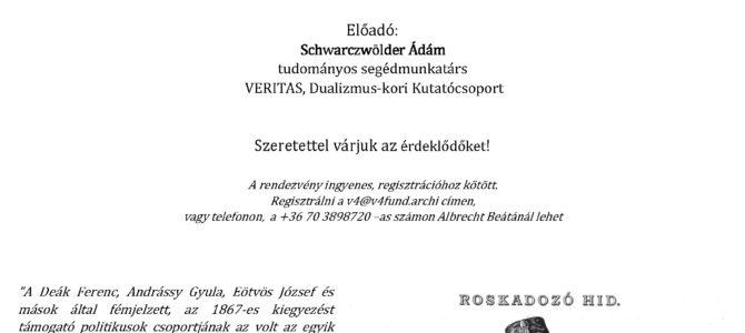 A rohamos fejlődés korszaka? – A magyarországi modernizáció a dualizmus évtizedei alatt