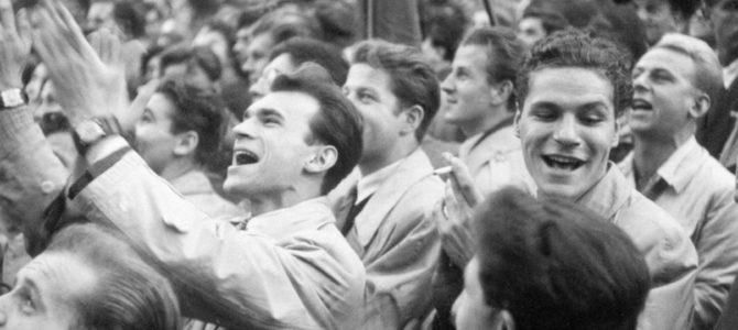 1956 a Műegyetemen