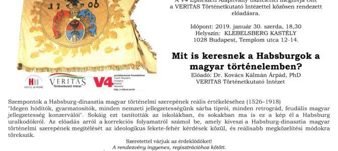 Meghívó – Mit is keresnek a Habsburgok a magyar történelemben?