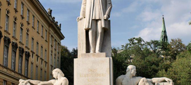 Ma lenne 144 éves Klebelsberg Kuno