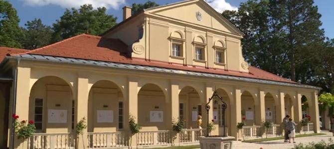 Video felvételek a Kortársak c. László Gyula professzor rajzaiból készült kiállításmegnyitóról