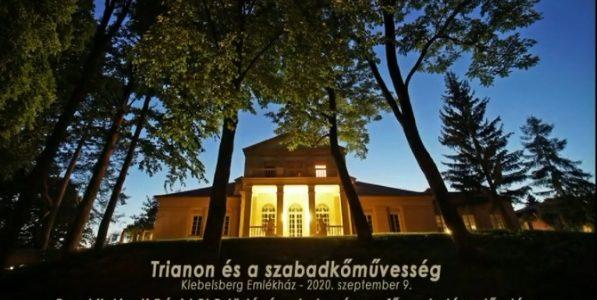 Trianon és a szabadkőművesség Dr. Ligeti Dávid PhD történész, előadása a Klebelsberg Emlékházban