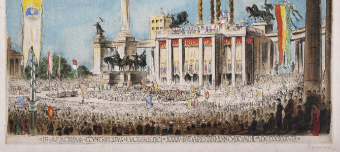 A 34. Nemzetközi Eucharisztikus Világkongresszus 1938. magyarországi következményei
